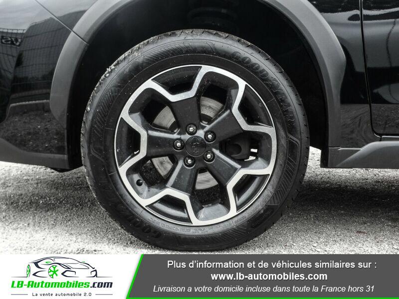 Subaru XV 2.0i AWD 150 Noir occasion à Beaupuy - photo n°4