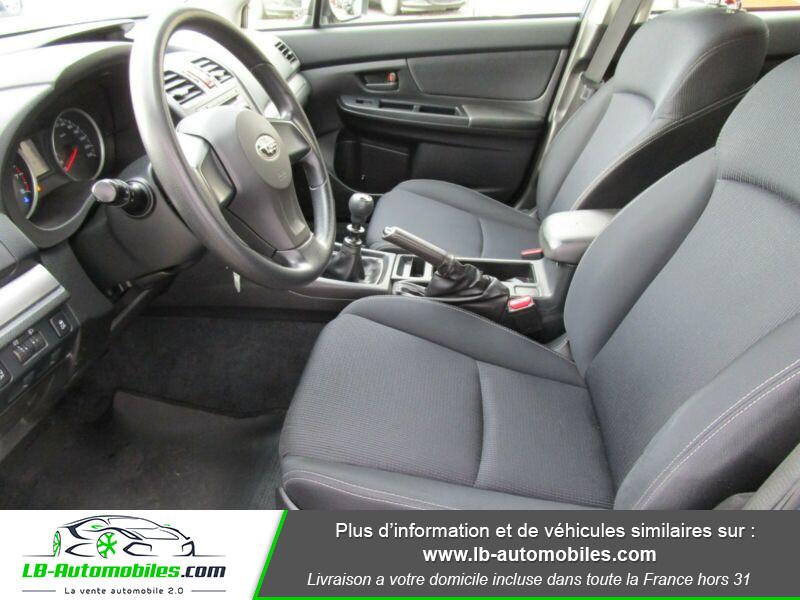 Subaru XV 2.0i AWD 150 Bleu occasion à Beaupuy - photo n°4