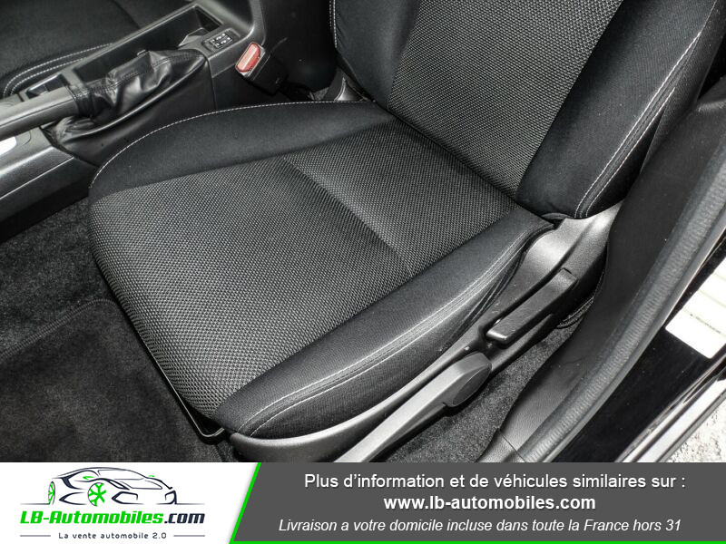 Subaru XV 2.0i AWD 150 Noir occasion à Beaupuy - photo n°10