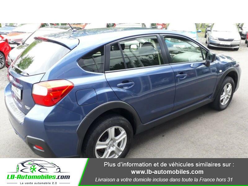 Subaru XV 2.0i AWD 150 Bleu occasion à Beaupuy - photo n°9