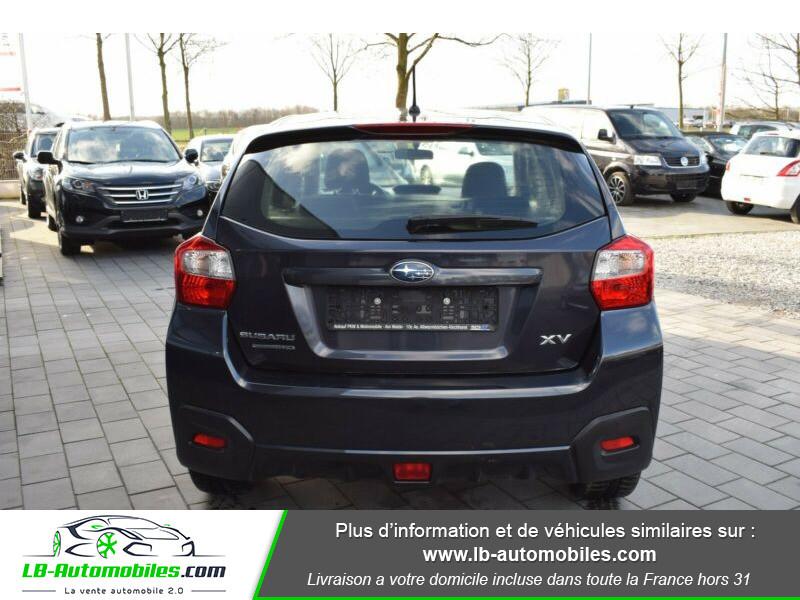 Subaru XV 2.0i AWD 150 Gris occasion à Beaupuy - photo n°10