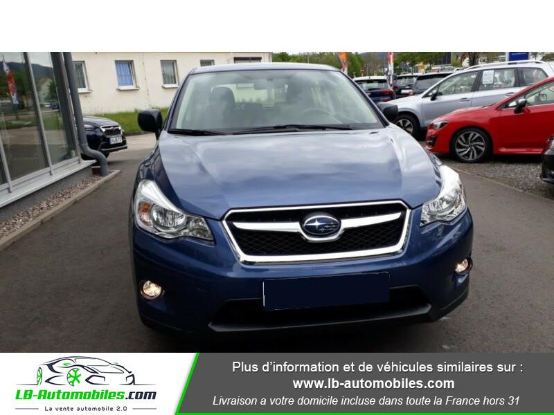 Subaru XV 2.0i AWD 150 Bleu occasion à Beaupuy - photo n°6