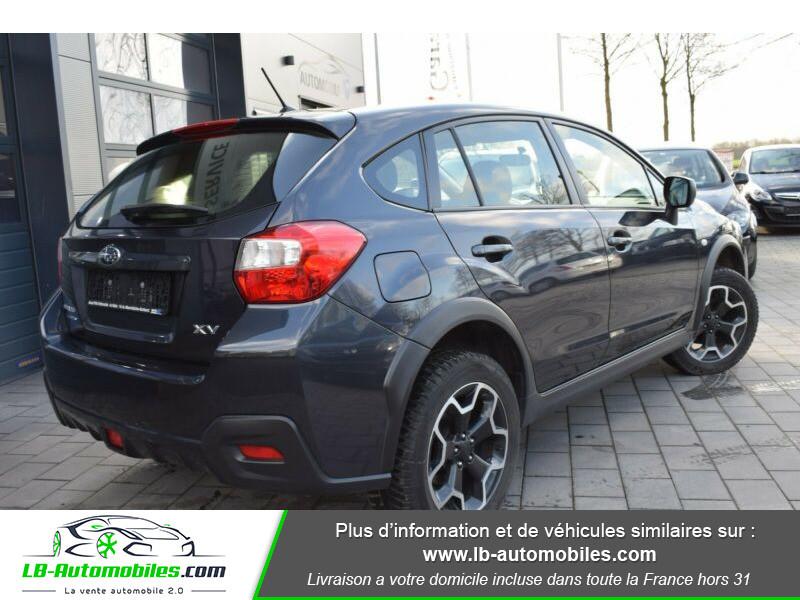 Subaru XV 2.0i AWD 150 Gris occasion à Beaupuy - photo n°3