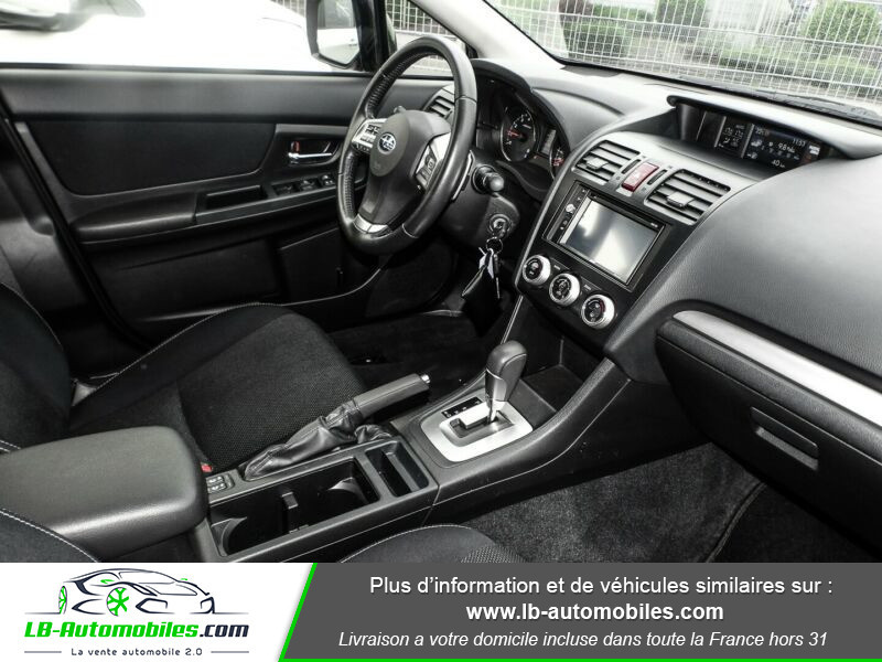 Subaru XV 2.0i AWD 150 Noir occasion à Beaupuy - photo n°5