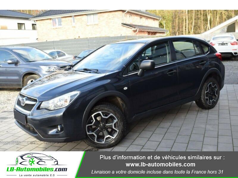 Subaru XV 2.0i AWD 150 Gris occasion à Beaupuy