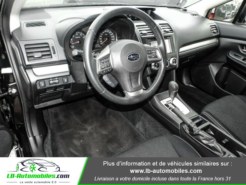Subaru XV 2.0i AWD 150 Noir occasion à Beaupuy - photo n°6