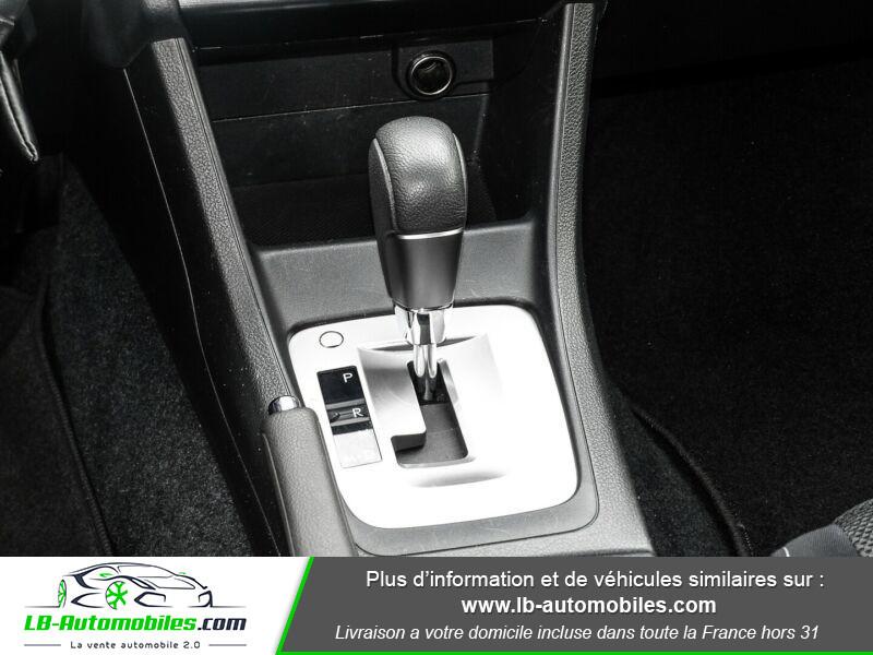 Subaru XV 2.0i AWD 150 Noir occasion à Beaupuy - photo n°8