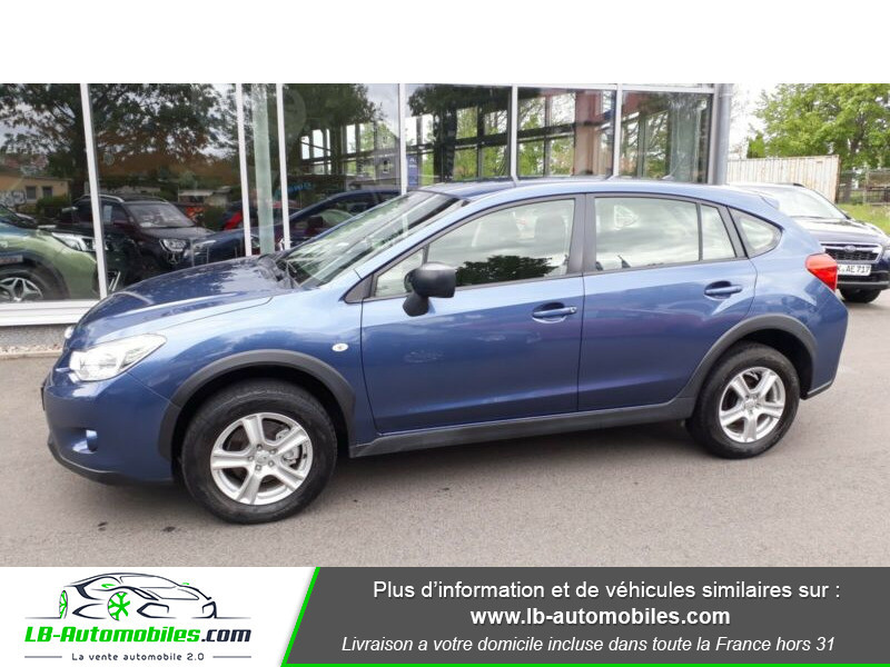 Subaru XV 2.0i AWD 150 Bleu occasion à Beaupuy - photo n°7