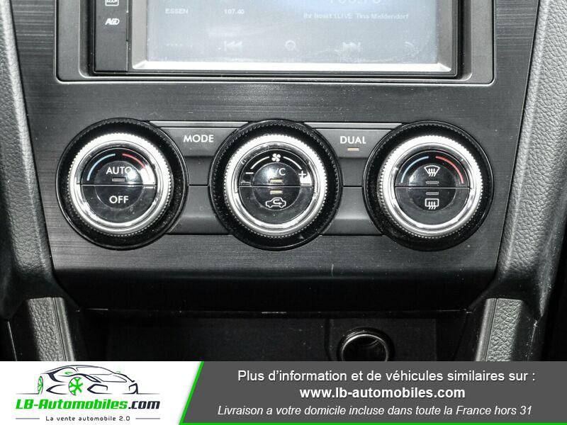 Subaru XV 2.0i AWD 150 Noir occasion à Beaupuy - photo n°7