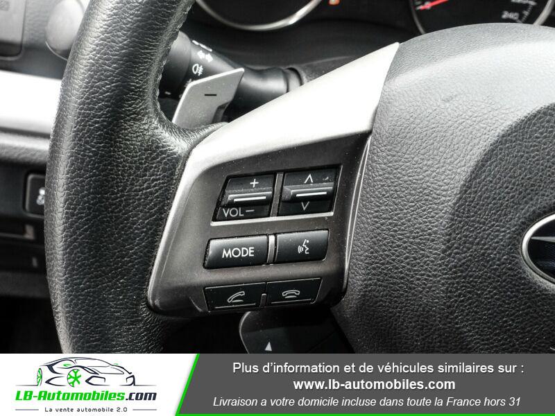Subaru XV 2.0i AWD 150 Noir occasion à Beaupuy - photo n°11