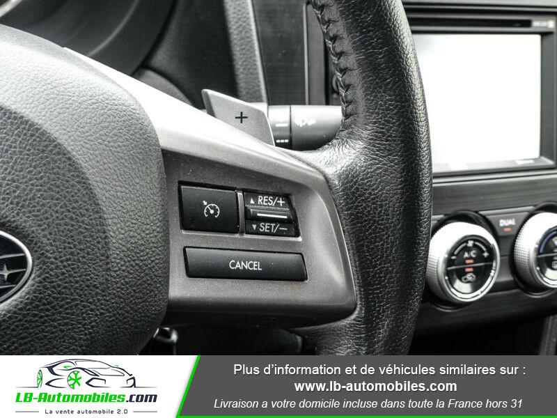 Subaru XV 2.0i AWD 150 Noir occasion à Beaupuy - photo n°12