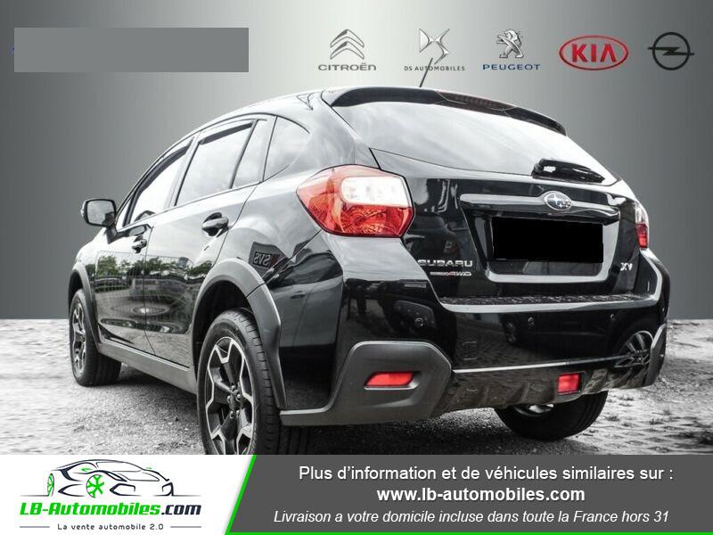 Subaru XV 2.0i AWD 150 Noir occasion à Beaupuy - photo n°3