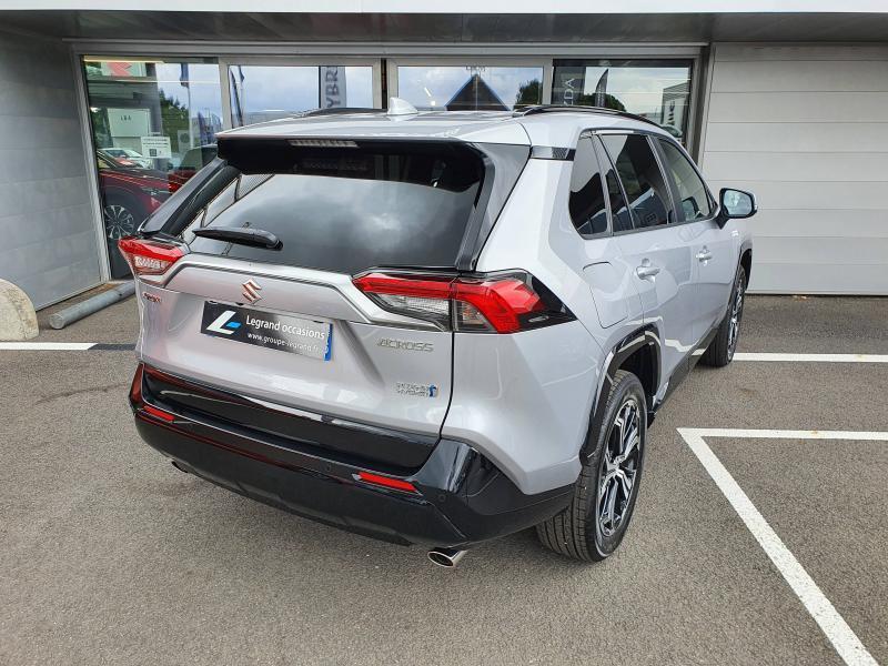 Suzuki Across 2.5 Hybride Rechargeable 1ere Edition Argent occasion à Cesson-Sévigné - photo n°5