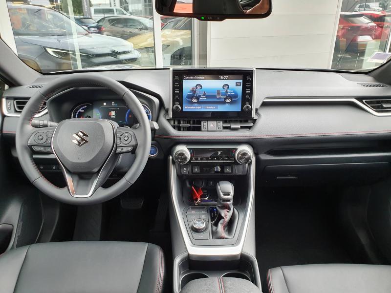 Suzuki Across 2.5 Hybride Rechargeable 1ere Edition Argent occasion à Cesson-Sévigné - photo n°8