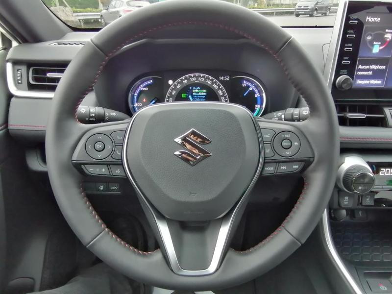 Suzuki Across 2.5 Hybride Rechargeable 1ere Edition Blanc occasion à Saint-Maximin - photo n°16