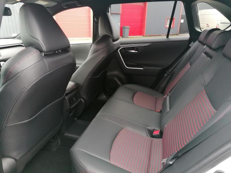 Suzuki Across 2.5 Hybride Rechargeable 1ere Edition Blanc occasion à Saint-Maximin - photo n°8