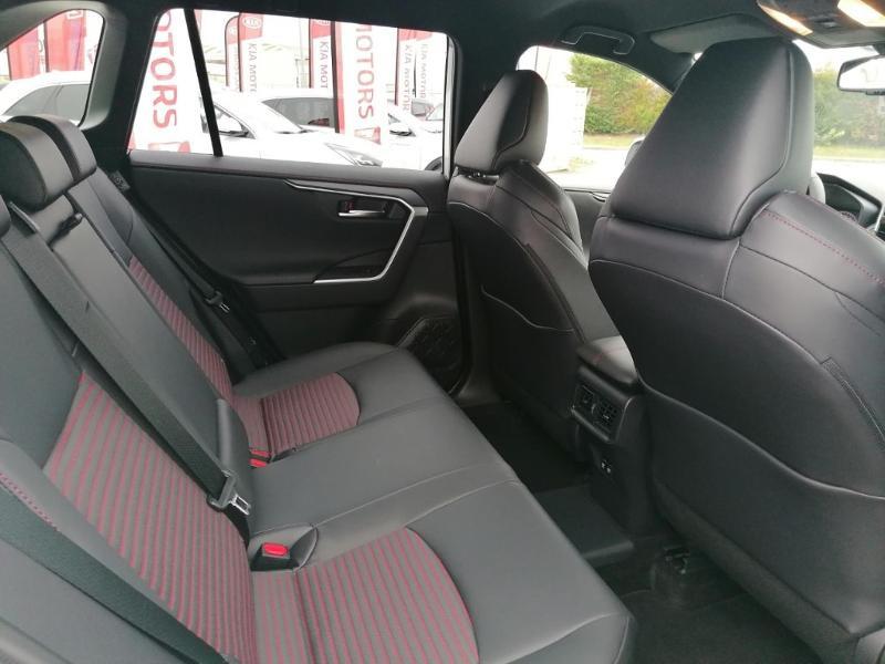 Suzuki Across 2.5 Hybride Rechargeable 1ere Edition Blanc occasion à Saint-Maximin - photo n°9