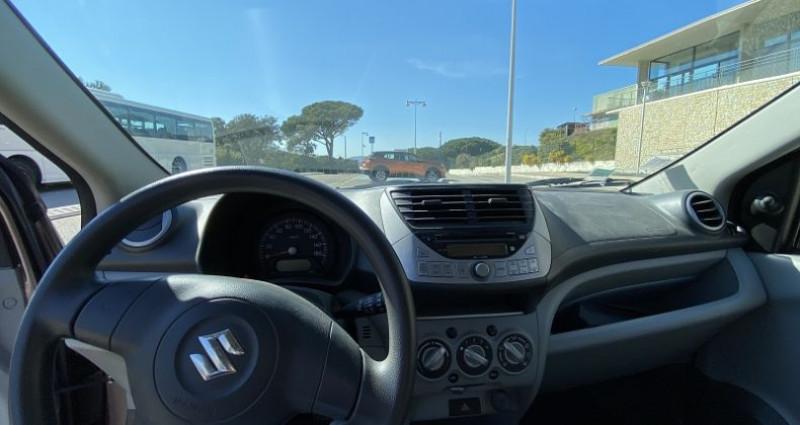 Suzuki Alto 1.0 GL Beige occasion à Sainte-Maxime - photo n°5