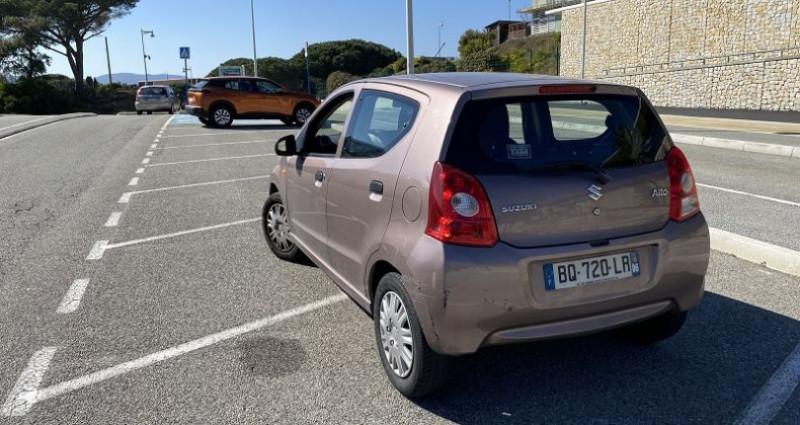 Suzuki Alto 1.0 GL Beige occasion à Sainte-Maxime - photo n°2