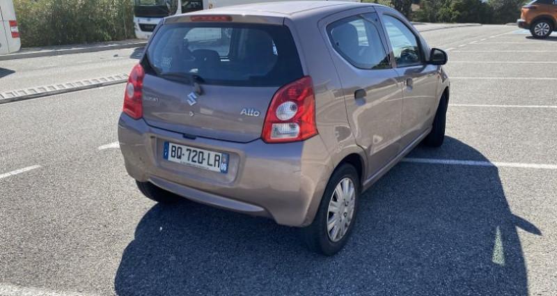 Suzuki Alto 1.0 GL Beige occasion à Sainte-Maxime - photo n°3