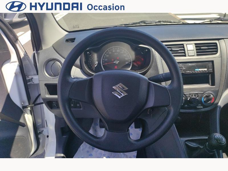 Suzuki Celerio 1.0 VVT 68ch Avantage Euro6d-T Blanc occasion à CASTRES - photo n°13