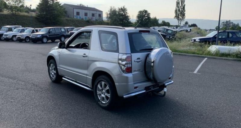 Suzuki Grand Vitara 1.9 L DDIs Luxe Gris occasion à MONISTROL SUR LOIRE - photo n°7