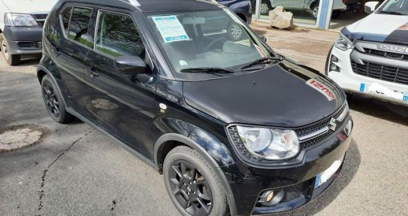 Suzuki Ignis 1.2 DUALJET PRIVILÈGE ALLGIPP 4X4 5P Noir occasion à ST BONNET LE FROID