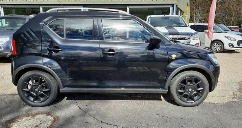 Suzuki Ignis 1.2 DUALJET PRIVILÈGE ALLGIPP 4X4 5P Noir occasion à ST BONNET LE FROID - photo n°2