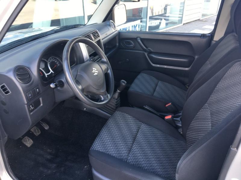 Suzuki Jimny 1.3 VVT 85ch JX Gris occasion à Mende - photo n°5