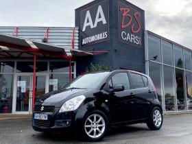 Suzuki Splash Noir, garage BS CARS.COM à Castelmaurou