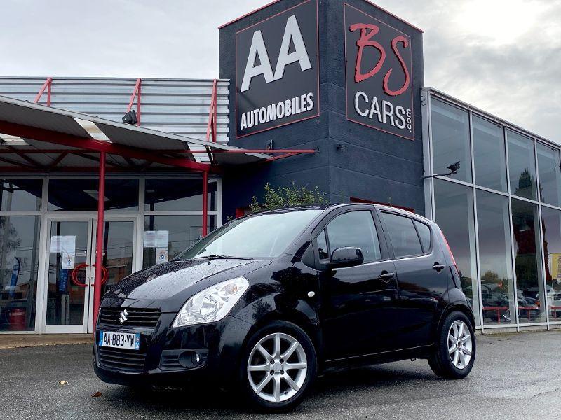 Suzuki Splash occasion 2009 mise en vente à Castelmaurou par le garage BS CARS.COM - photo n°1