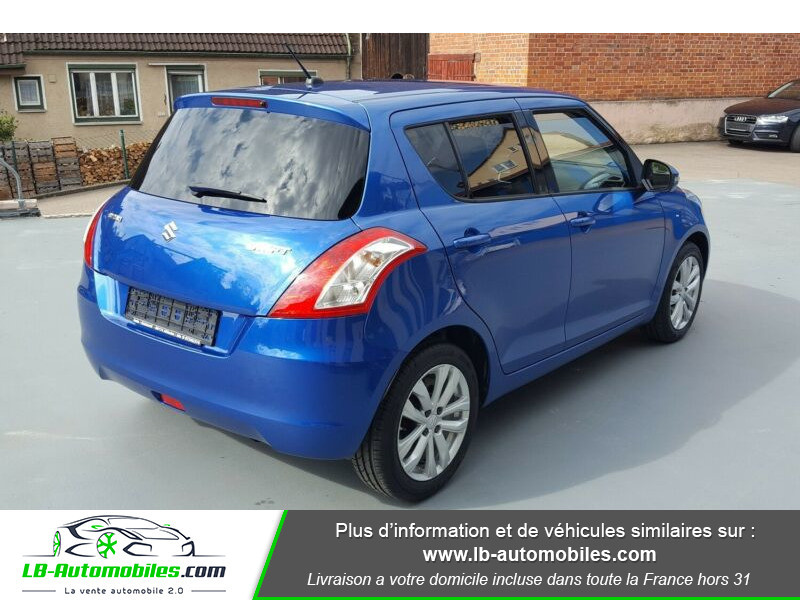 Suzuki Swift 1.2 94 ch  occasion à Beaupuy - photo n°3