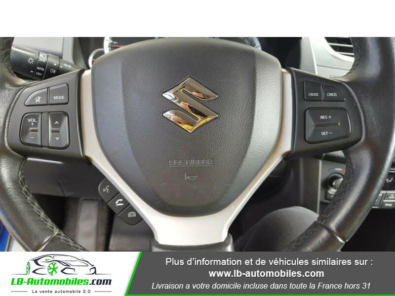 Suzuki Swift 1.2 94 ch  occasion à Beaupuy - photo n°8