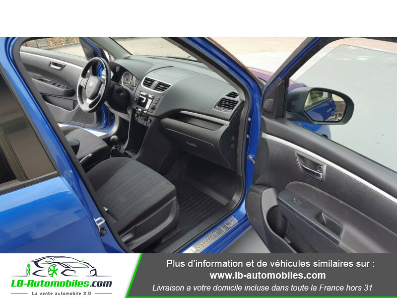 Suzuki Swift 1.2 94 ch  occasion à Beaupuy - photo n°6