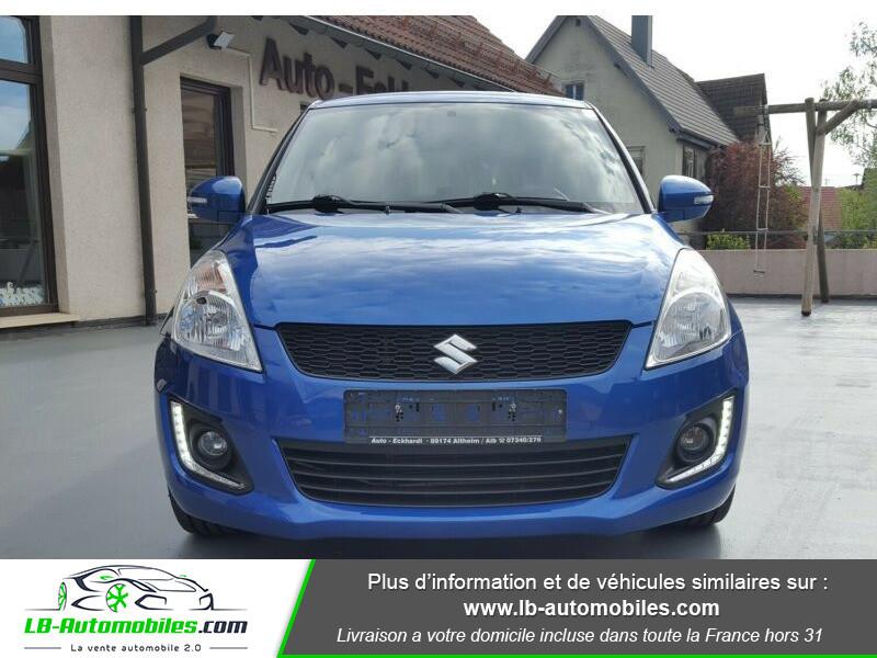 Suzuki Swift 1.2 94 ch  occasion à Beaupuy - photo n°4