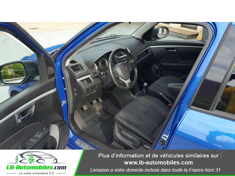 Suzuki Swift 1.2 94 ch  occasion à Beaupuy - photo n°7