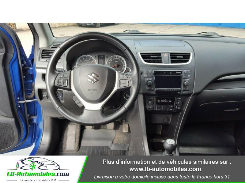 Suzuki Swift 1.2 94 ch  occasion à Beaupuy - photo n°2