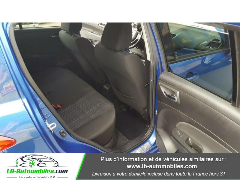 Suzuki Swift 1.2 94 ch  occasion à Beaupuy - photo n°9