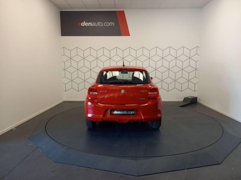Suzuki Swift 1.2 Dualjet Hybrid Avantage  occasion à Boé - photo n°4