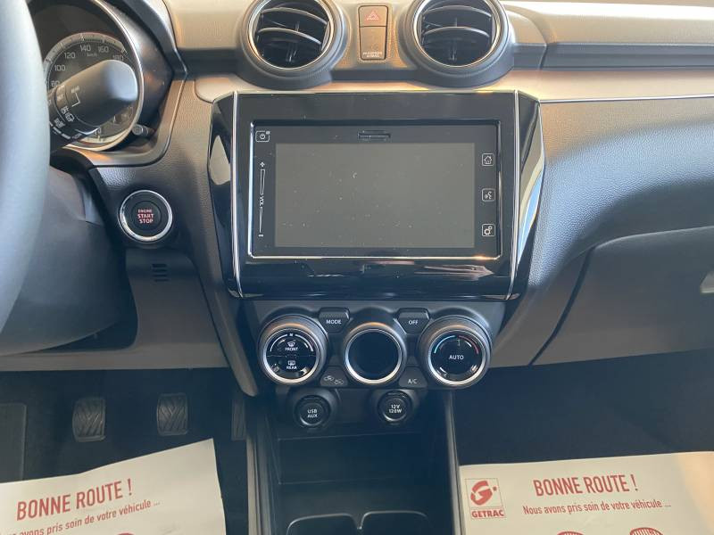 Suzuki Swift 1.2 Dualjet Hybrid Pack Gris occasion à Marmande - photo n°10