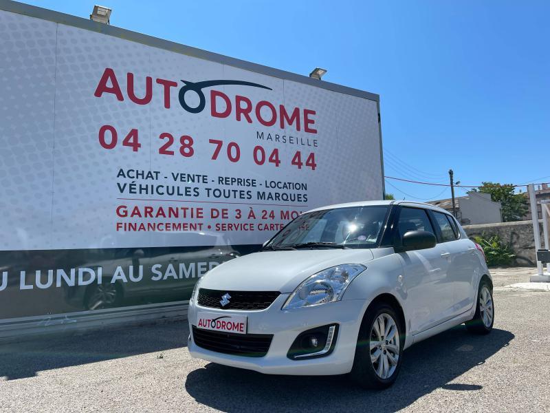 Suzuki Swift occasion 2015 mise en vente à Marseille 10 par le garage AUTODROME - photo n°1