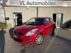 Suzuki Swift 1.2 VVT GL 3P Rouge à Colomiers 31