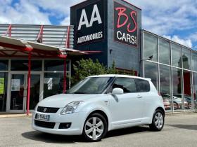 Suzuki Swift Blanc, garage BS CARS.COM à Castelmaurou