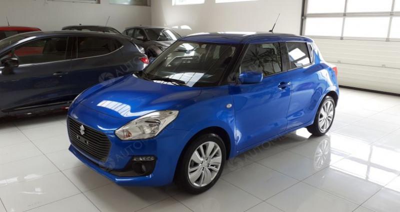 Suzuki Swift 5P 1.2 DualJet Hybrid 90ch M/5 PRIVILEGE  occasion à Thiais
