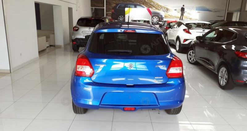 Suzuki Swift 5P 1.2 DualJet Hybrid 90ch M/5 PRIVILEGE  occasion à Thiais - photo n°3