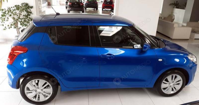 Suzuki Swift 5P 1.2 DualJet Hybrid 90ch M/5 PRIVILEGE  occasion à Thiais - photo n°5