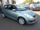 Suzuki Swift Swift 1.3 DDiS GLX Vert 2011 - annonce de voiture en vente sur Auto Sélection.com