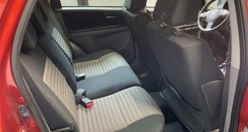 Suzuki SX4 1.9 DDiS 120 CV 4X4 115 000 KMS Rouge occasion à COURNON D'AUVERGNE - photo n°7