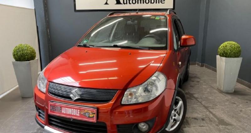 Suzuki SX4 1.9 DDiS 120 CV 4X4 115 000 KMS Rouge occasion à COURNON D'AUVERGNE