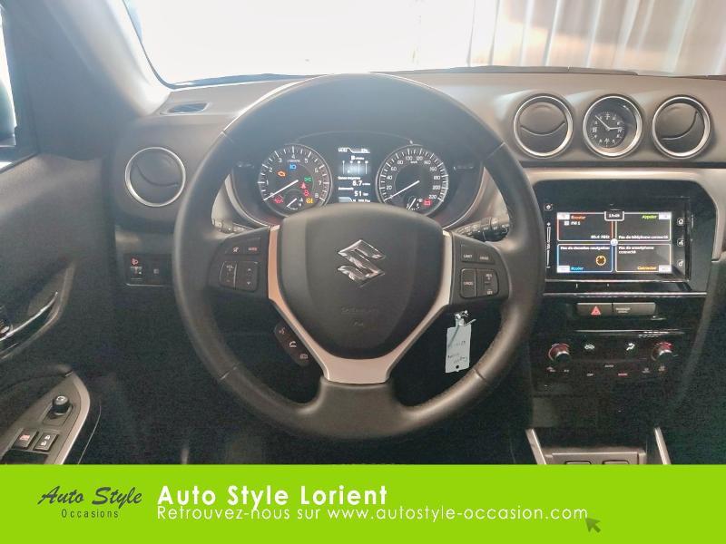 Suzuki VITARA 1.0 Boosterjet 111ch Avantage Gris occasion à LANESTER - photo n°7